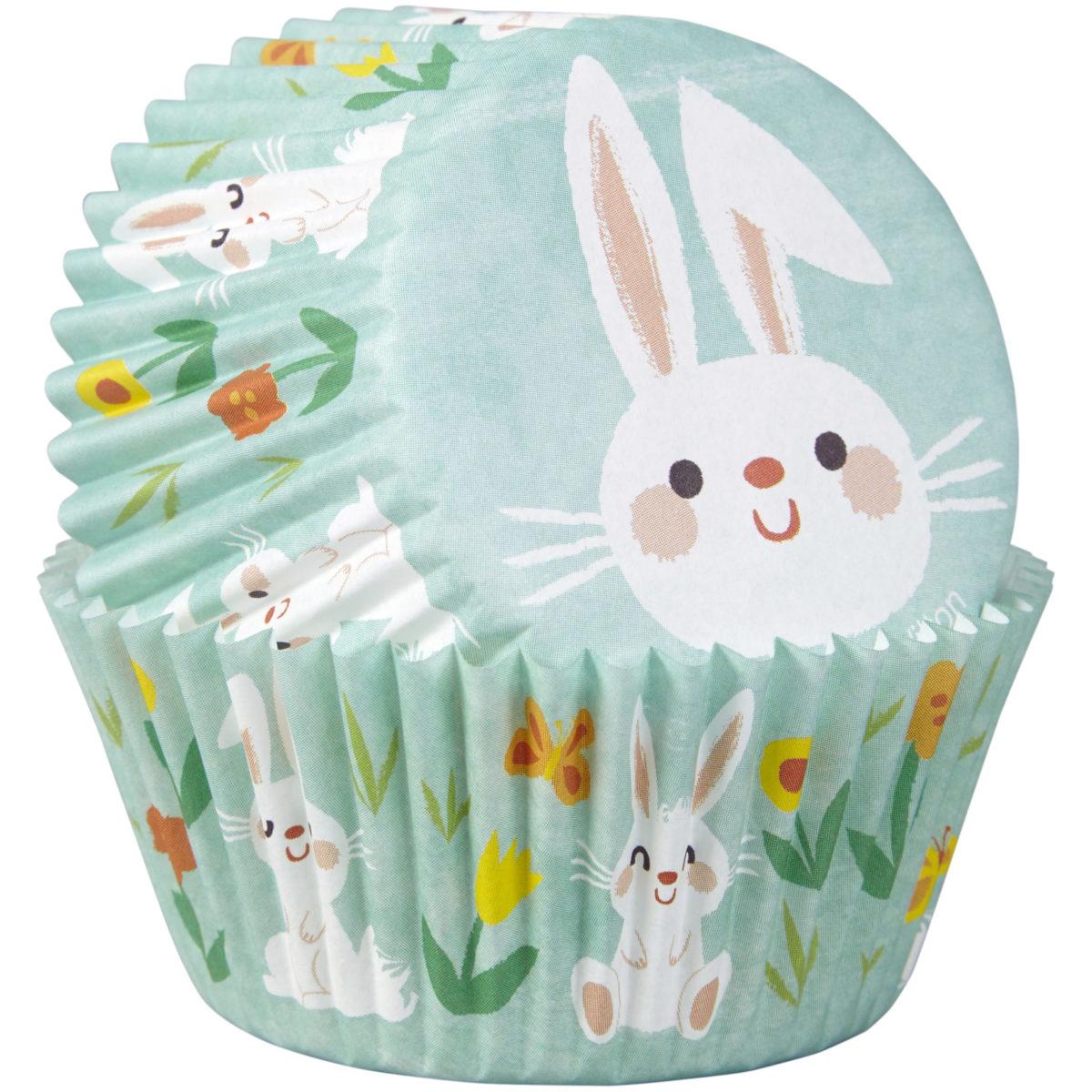 Muffin form i påske tema
