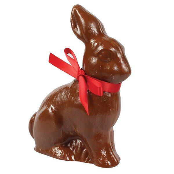 chokoladeform kanin