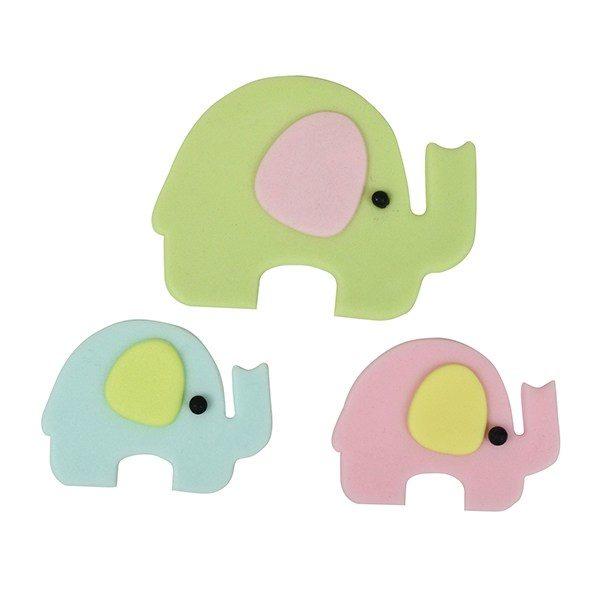 elefant udstikker