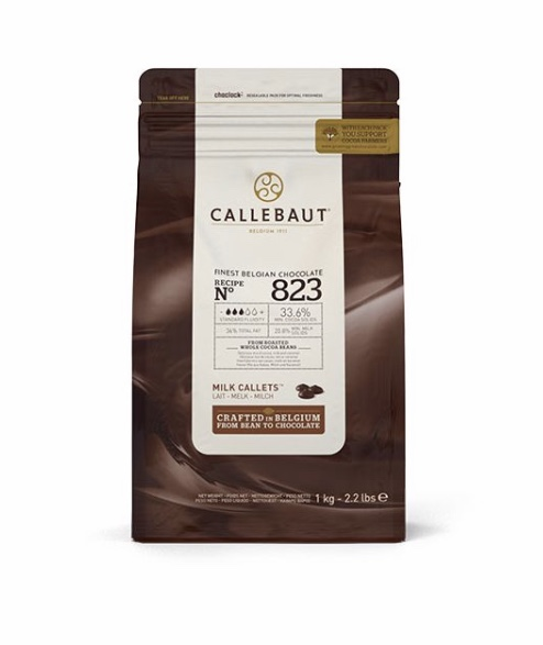 callebaut chokolade