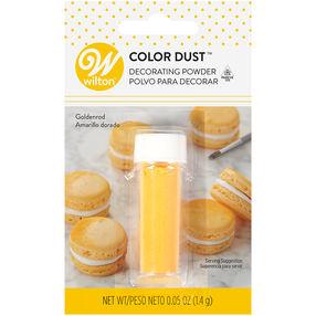 pulver farve gul