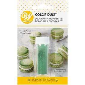 pulver farve grøn