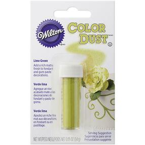 pulver farve lys grøn