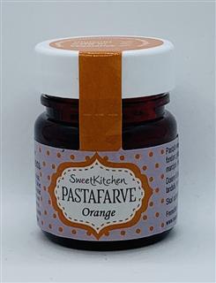 pastafarve orange