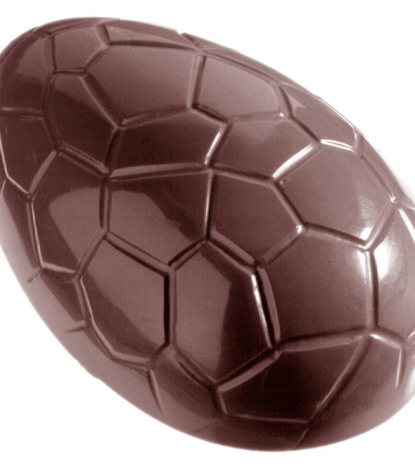 chokoladeform æg
