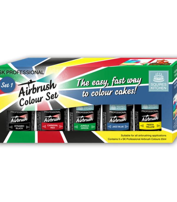 airbrush farver