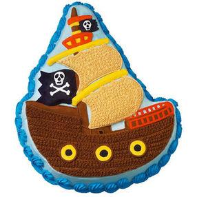 Piratskib bageform