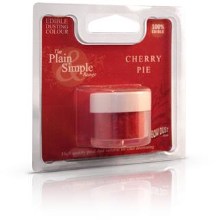 cherry rød pulver farve