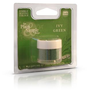 ivy grøn pulver farve