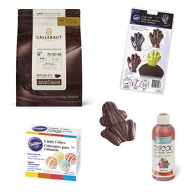 Alt til chokolade og cakepops